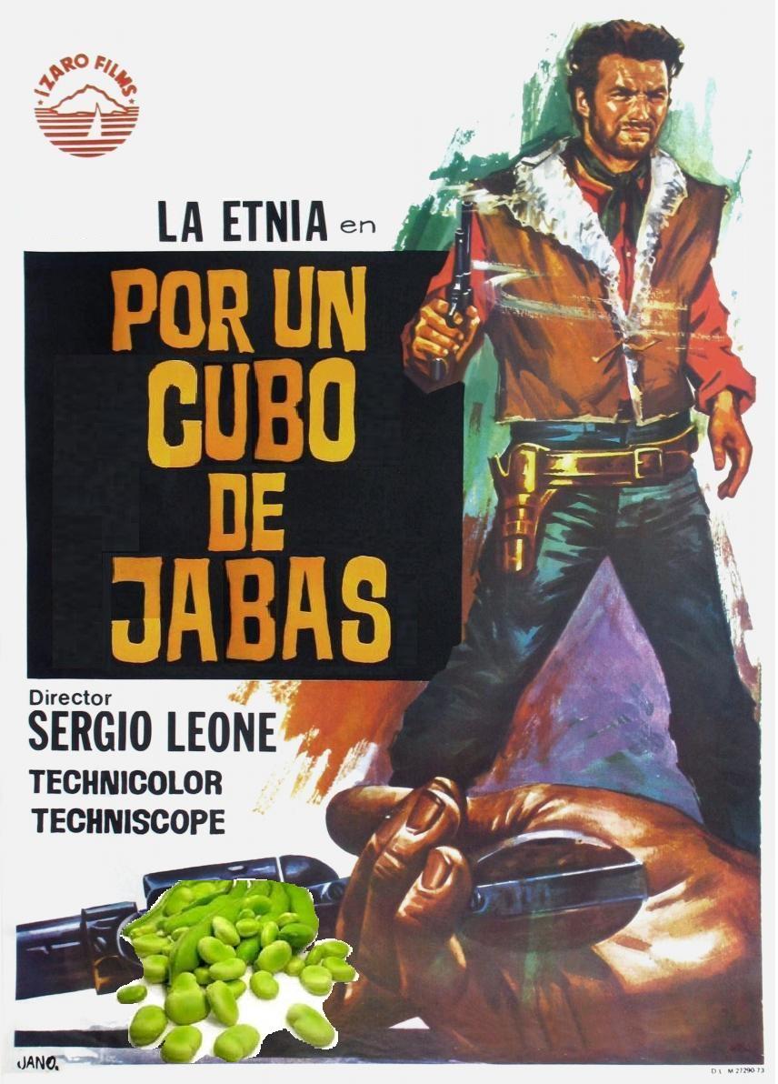 """Versión española de """"por un puñado de dólares"""""""