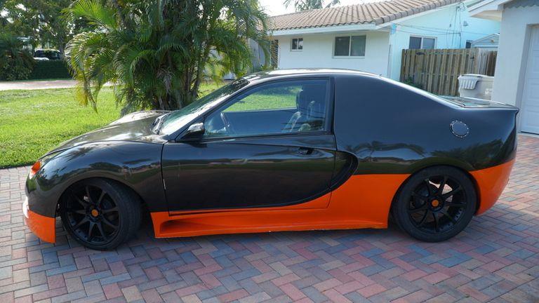 El Bugatti Veyron con un cromosoma de más