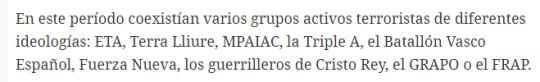 1 - Pablo Iglesias dice en un artículo que su padre militaba en el FRAP