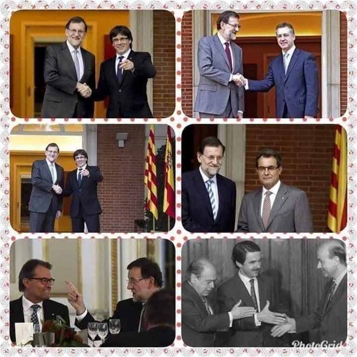 La hipocresía del PP en 16 imágenes