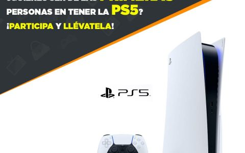 Chollometro sortea una PS5