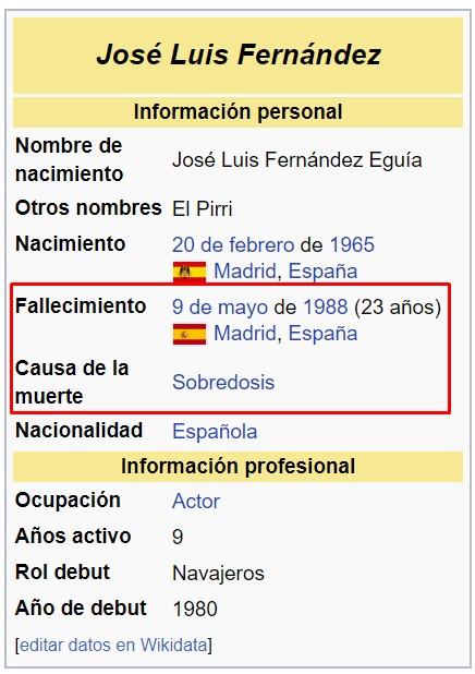 """Jose María Íñigo entrevista a """"El Pirri"""""""