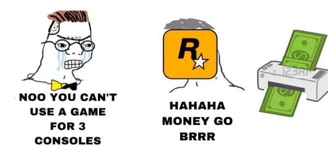 Recopilatorio de memes sobre el lanzamiento de la nueva PS5