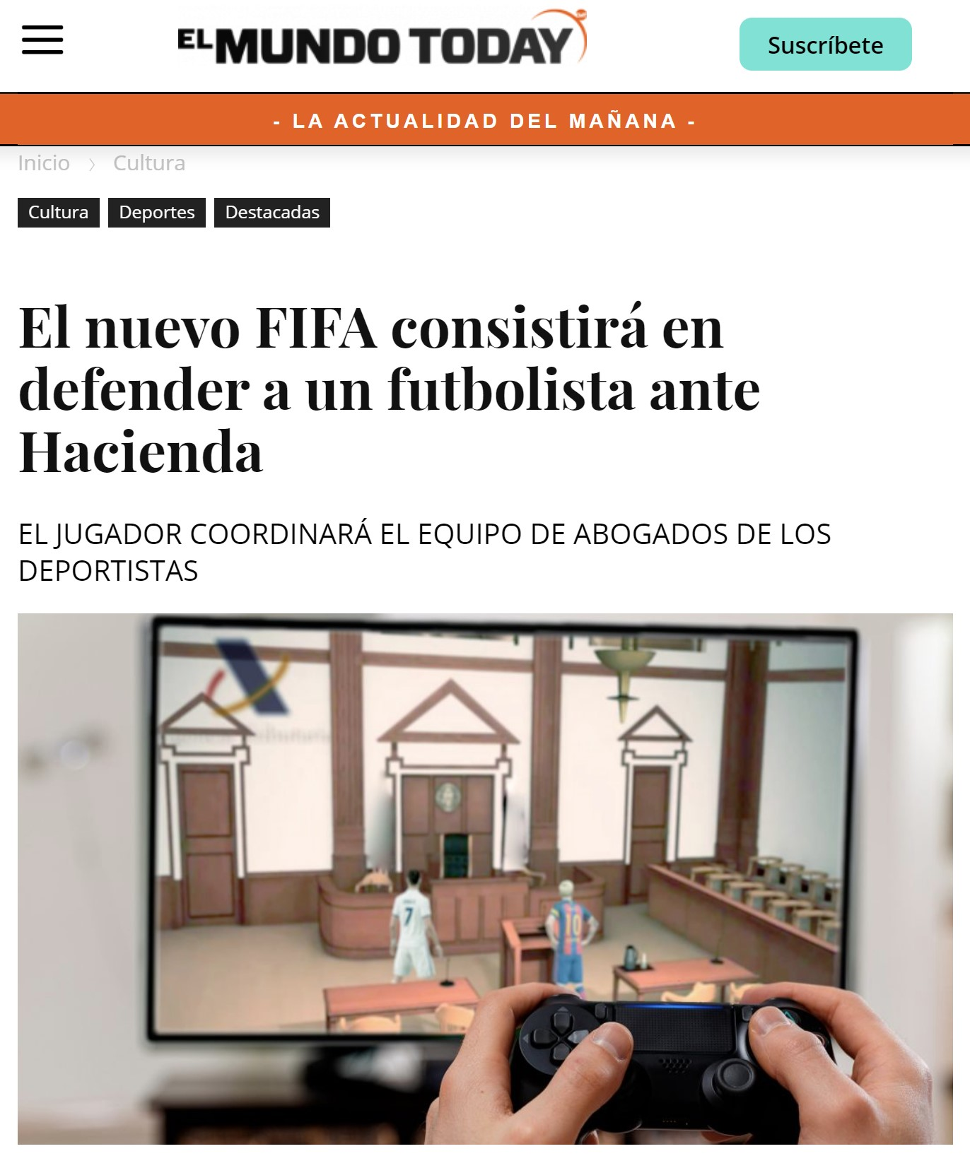 Pinta bien el nuevo FIFA