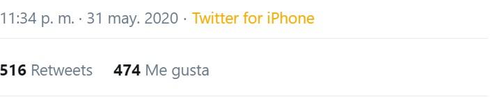 Dos tuits se leen mejor juntos