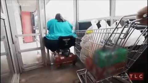 Malditas puertas gordófobas...