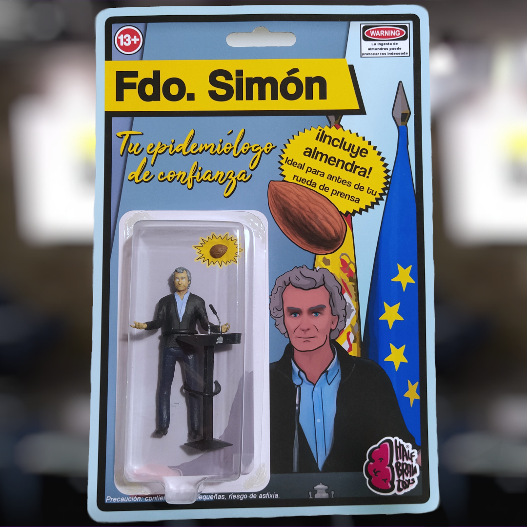 Fernando Simón: La figura de inacción que estabas esperando