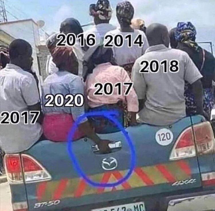 ¿Os imagináis que 2021 sea aún peor?