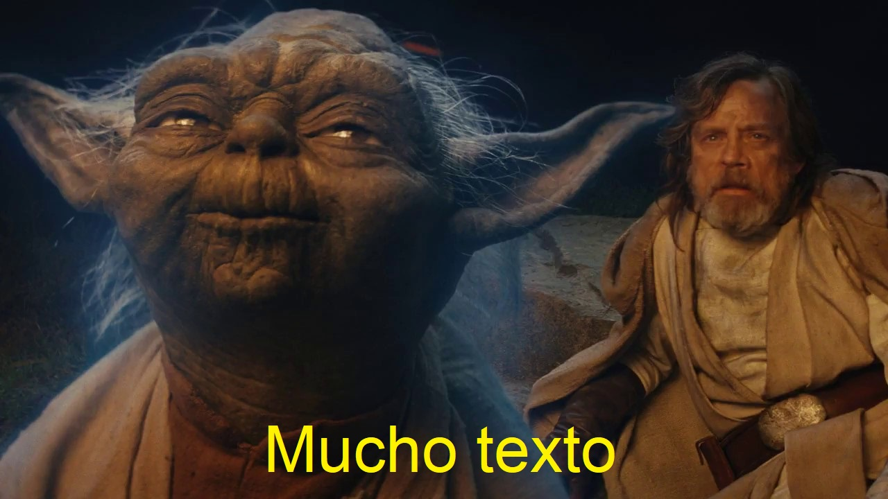 Así era el guión original de Star Wars Episodio VIII