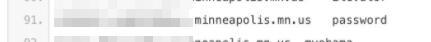 """""""Anonymous"""" ha filtrado los mails y las contraseñas de los policías de Minneapolis"""