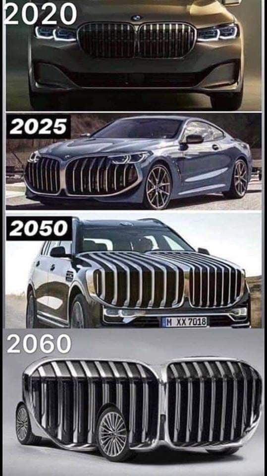 Así es el nuevo BMW Serie 4: Continúa el crecimiento absurdo de los riñones