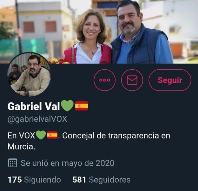 """Concejal de Vox a Pablo Iglesias: """"Coletas, solo te digo que pronto no vas a seguir con vida"""""""