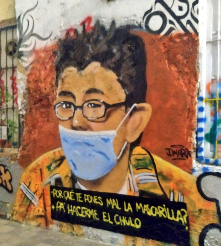 Parece que tenemos un banksy made in Spain suelto por Valencia