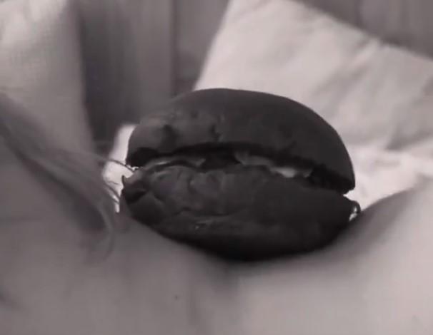 El mejor anuncio de hamburguesas grandes