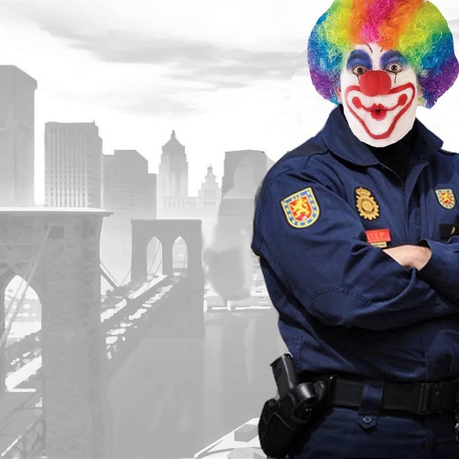 Ya está aquí de nuevo la policía del humor