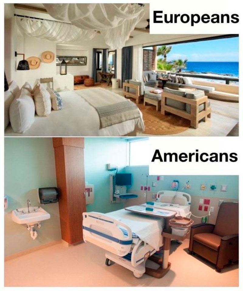 La pinta que tiene tu habitación cuando tienes mucho dinero