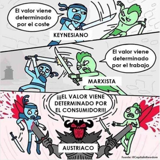"""""""El único camino a la justicia es el socialismo, no es el capitalismo"""""""