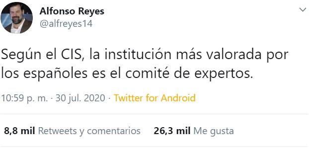 No cuenta, eso lo dijo el Pedro Sánchez de marzo, y estamos en Julio