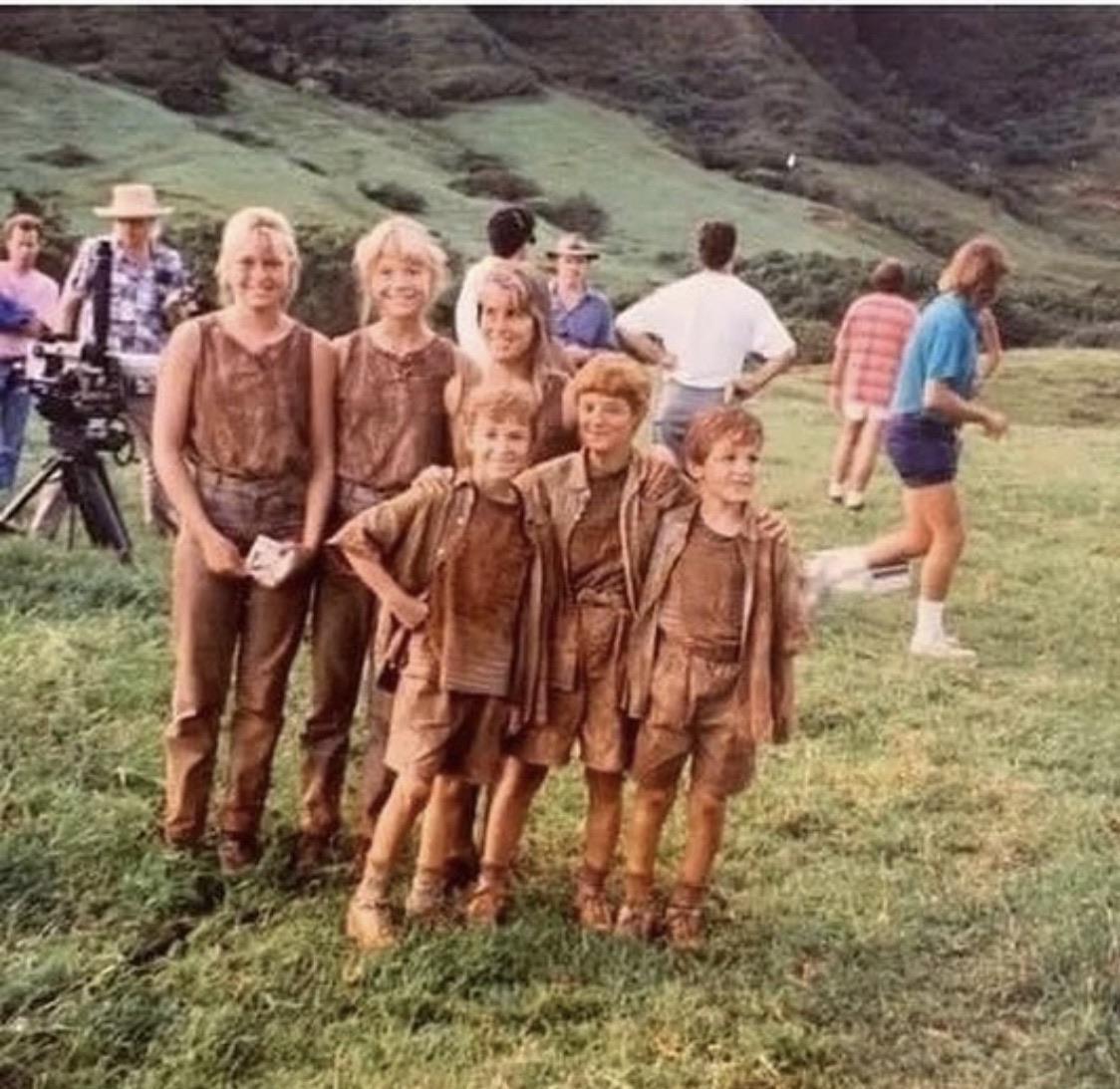¿Sabías que durante el rodaje de Jurassic Park, Spielberg tenía niños de repuesto por si algún dinosaurio se comía a uno y así no tener que retrasar el rodaje?