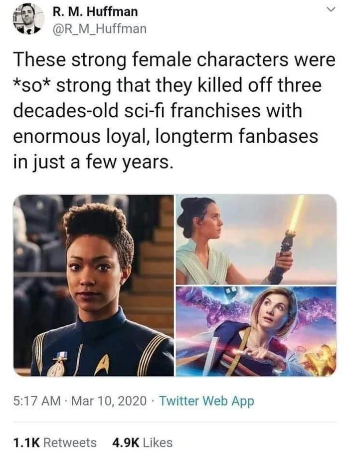 Turbofeminismo en el cine