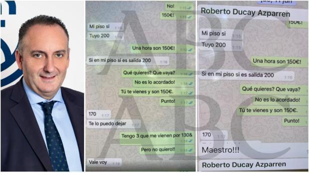 Dimite el director financiero de Correos por compartir en el grupo del curro un vídeo de una prestituta duchándose, y conversaciones de whatsapp con ella