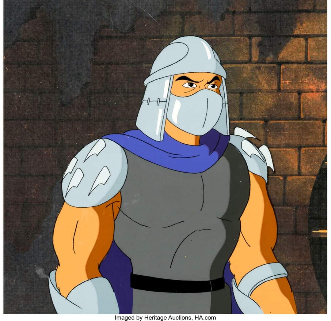 Shredder, campeón de llevar mascarilla: desde 1987 sin quitársela