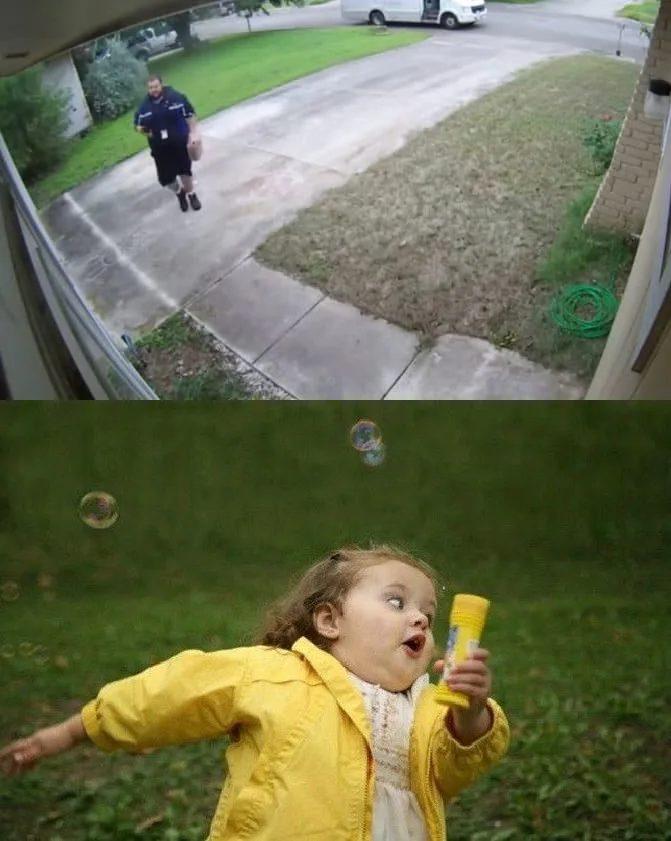 Cuando publicas memes de Jeffrey Epstein y ves a un repartidor de FedEx acercándose a tu casa...