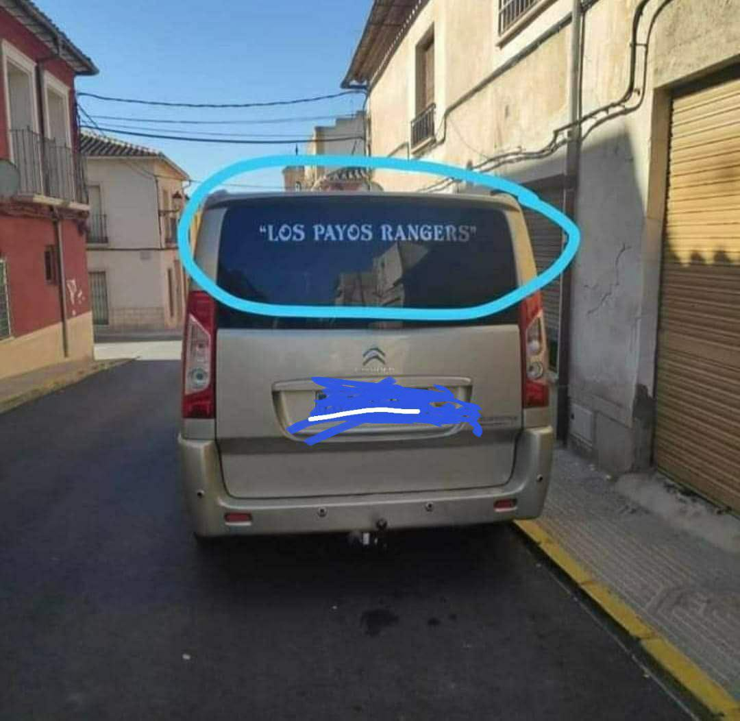 Go go payos rangers!