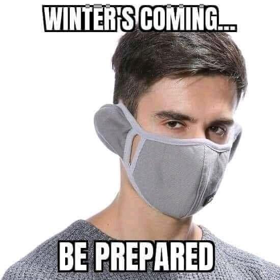 Dios sabe los engendros estilísticos que aguardan el invierno para hacer su aparición...