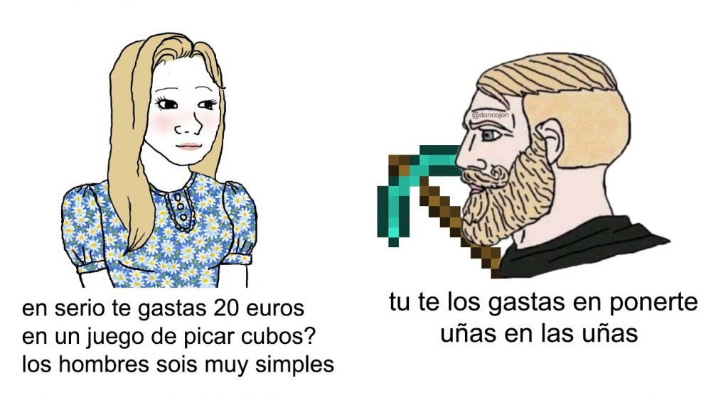 """Los hombres sois muy simples"" - Marta (Aries)"