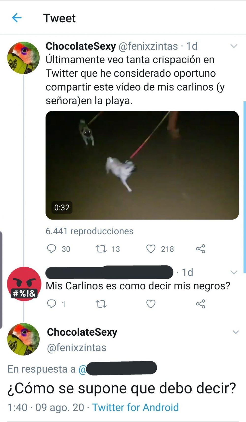 Twitter es un parodia de sí mismo
