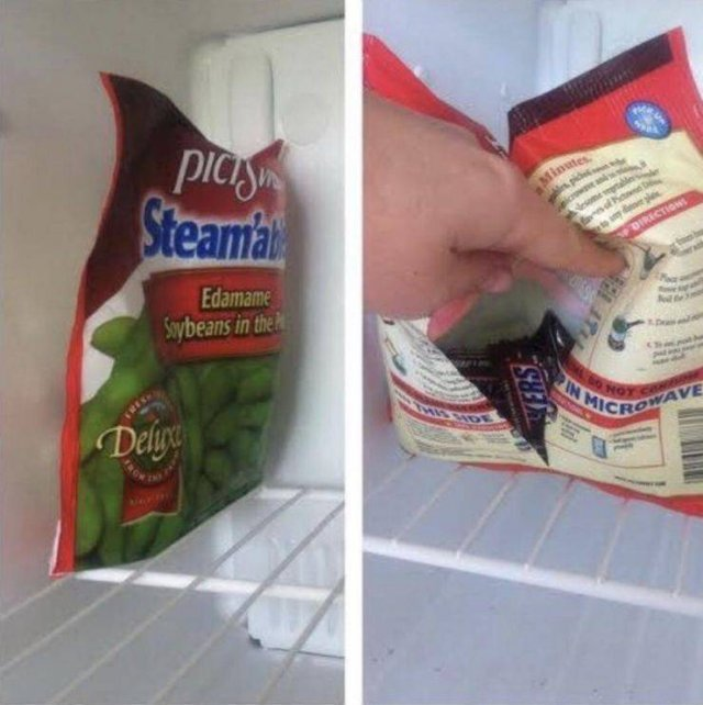 La mejor forma de esconder tus dulces y helados