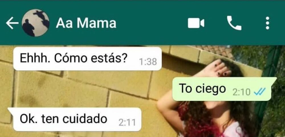 Madre no hay más que una