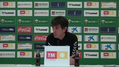 """Pacheta, de Segunda B a Primera con el Elche. La importancia de la paciencia en el deporte: """"No tengáis prisa. Todo llega. De un millón de jugadores llega uno"""""""