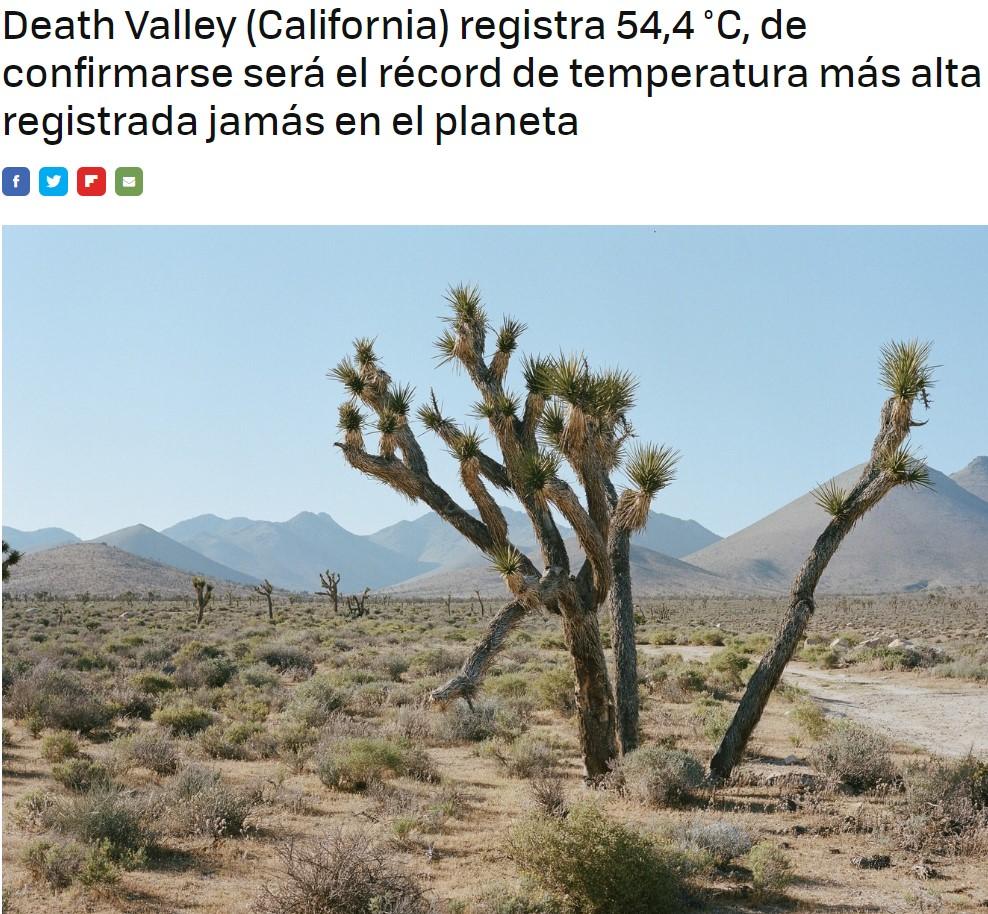 Murcia ya puede decir que se parece en algo a California...