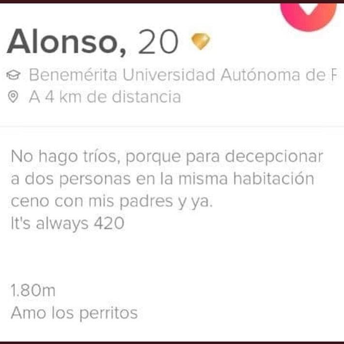 Alonso va de cara