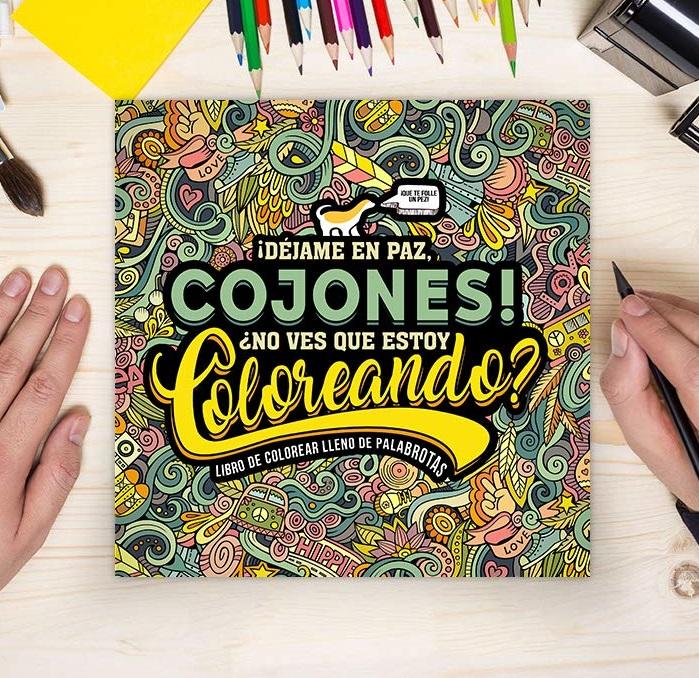 El libro de colorear que estabas esperando