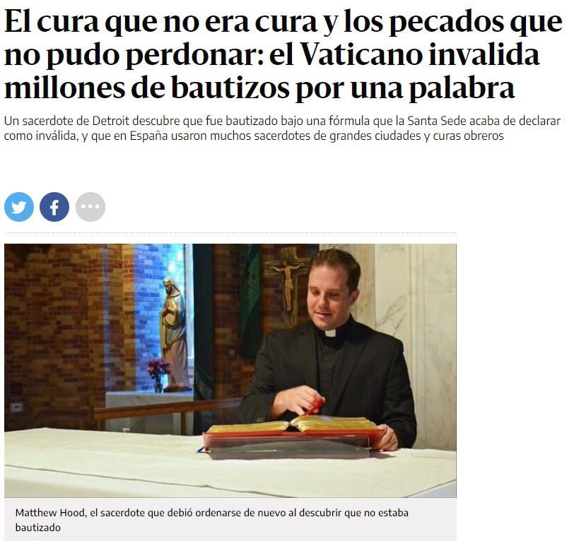 Liadita premium en la Santa Sede