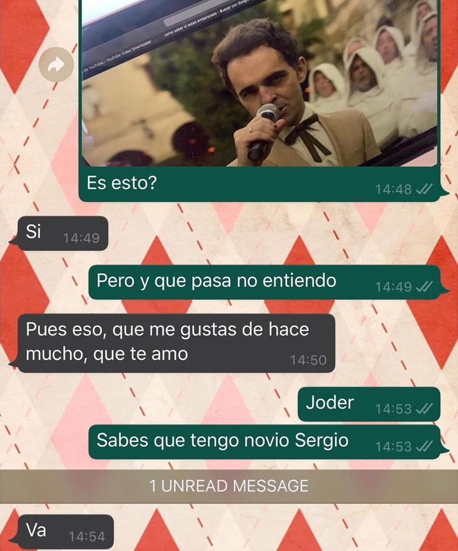 Sergio pls...