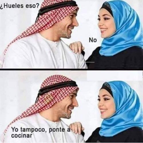 Este meme es inmune a las feministas.