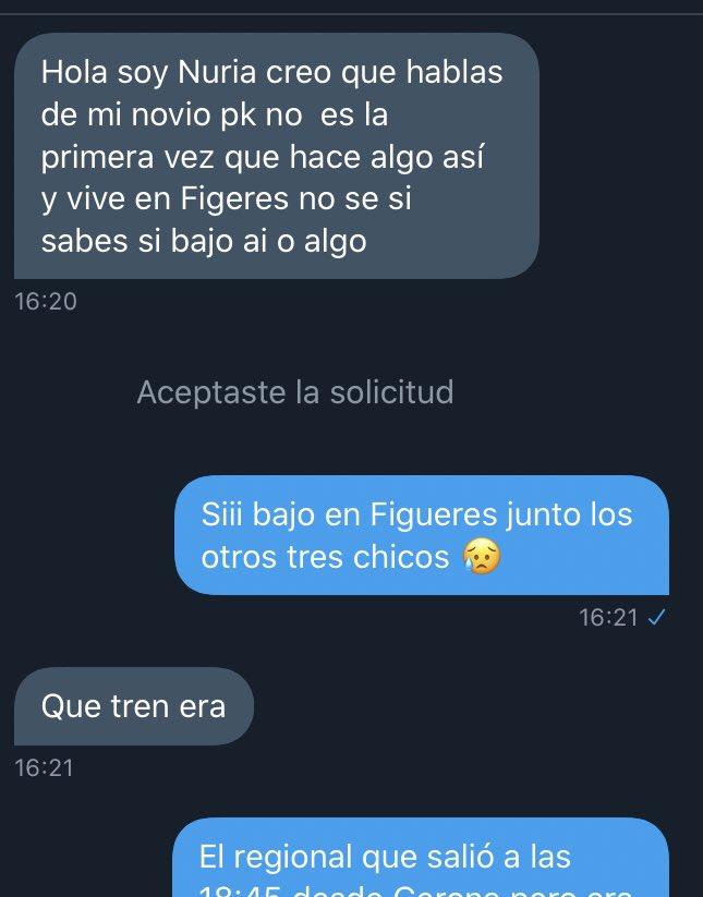 Otro caso resuelto por la detective María, de Twitter