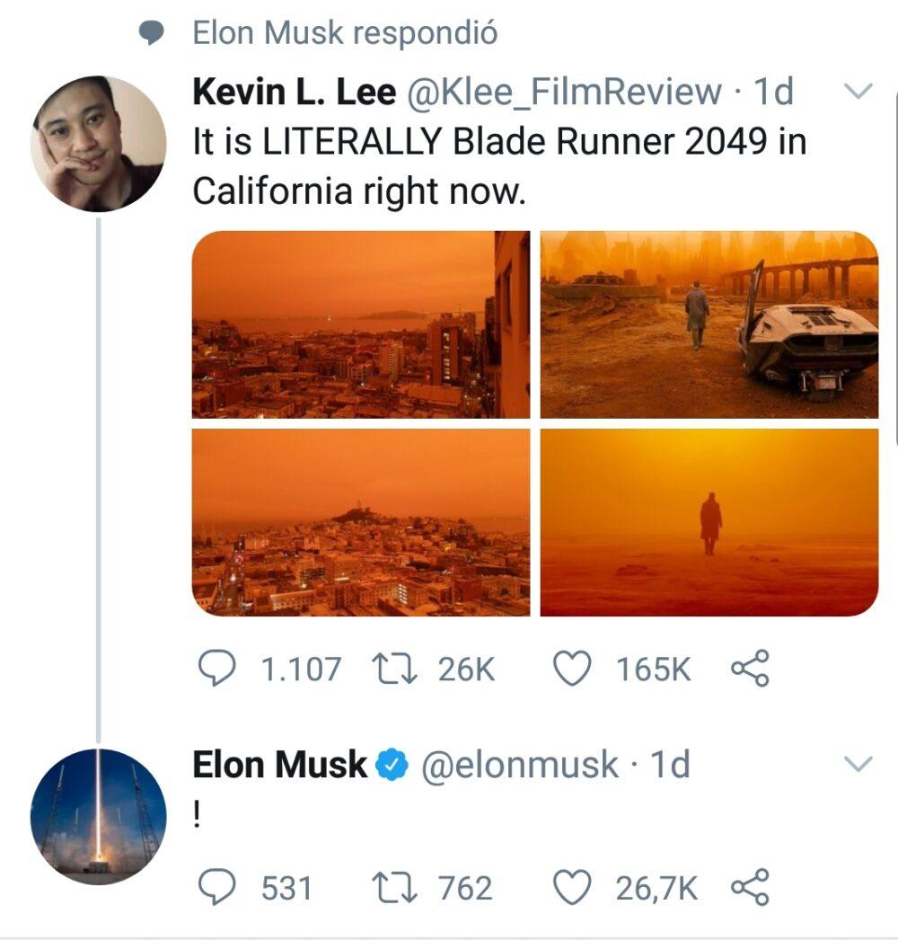 El curioso avatar de Elon Musk en Twitter