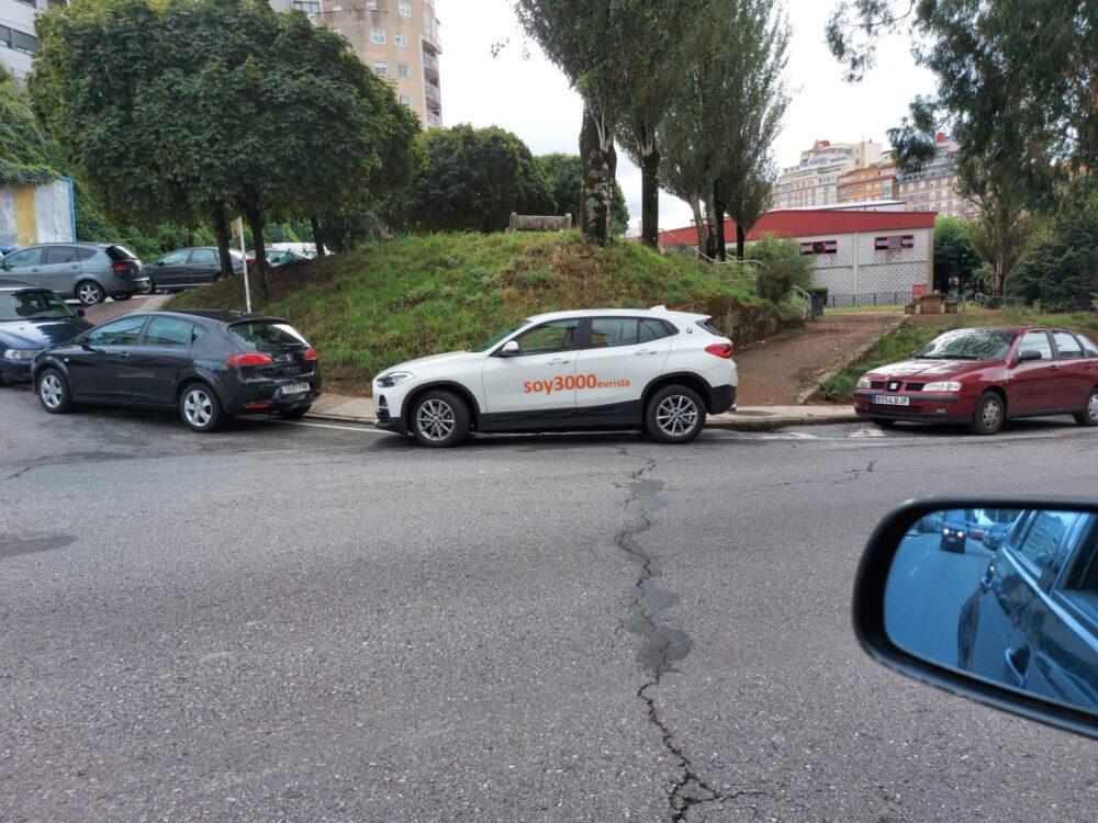 """Ya me veo el coche de Penetrator con un cartel en el que ponga """"ME MIDE 14 CENTIMETRACOS"""""""