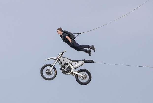 Tom Cruise lo ha vuelto a hacer