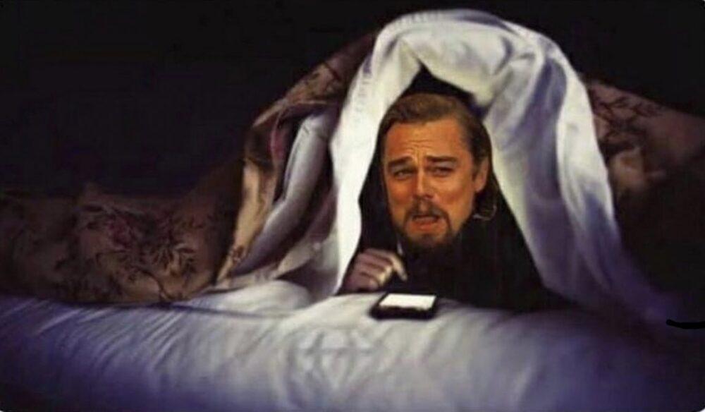 """""""Venga, hoy me voy a dormir temprano"""""""
