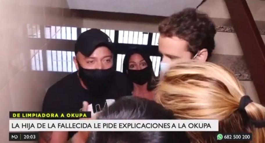 Fallece y su cuidadora le okupa su casa en Leganés