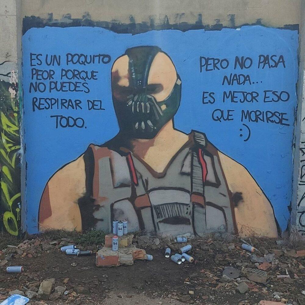 Gracias Bane... sa