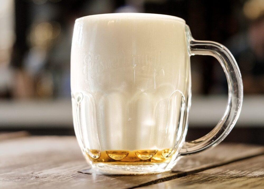 La cerveza oficial de 2020
