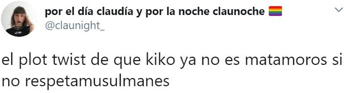Kiko Respetamusulmanes
