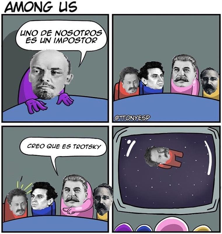 Maldito Stalin...